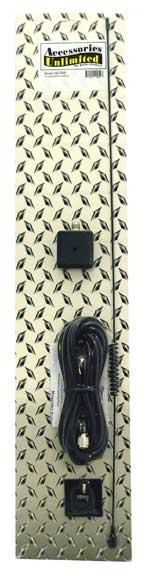 AUTGS - 30-1200 MHz Glass Mount Scanner Antenna Kit