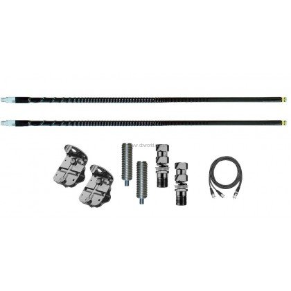 FireStik Dual CB Antenna Kit FSX64A9A