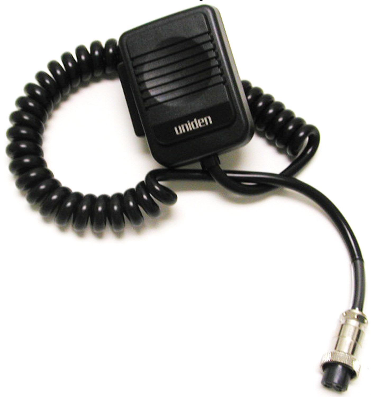MK393 - Uniden CB Microphone for Uniden PRO510XL & PRO520XL CB Radios