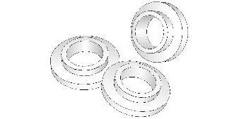 NW1 - Firestik Nylon Insulator Washers