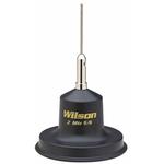 """W2METER-B - Wilson Magnet Mount 2 Meter 5/8 Wave Antenna W/48"""" Whip"""