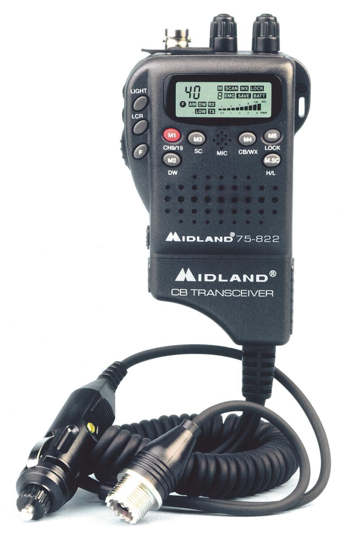 75822 Handheld CB Radio 75822
