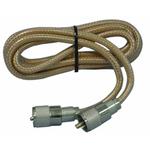 PP8X6A-CL - Astatic 6' RG8X Coax Cable With PL259 Connectors