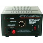 PS15 - Pyramid 15 Amp Power Supply
