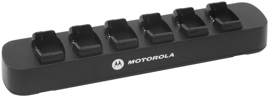 RLN6309 - Motorola 6 Radios Multi-Unit Charger For Rdx Radio Series