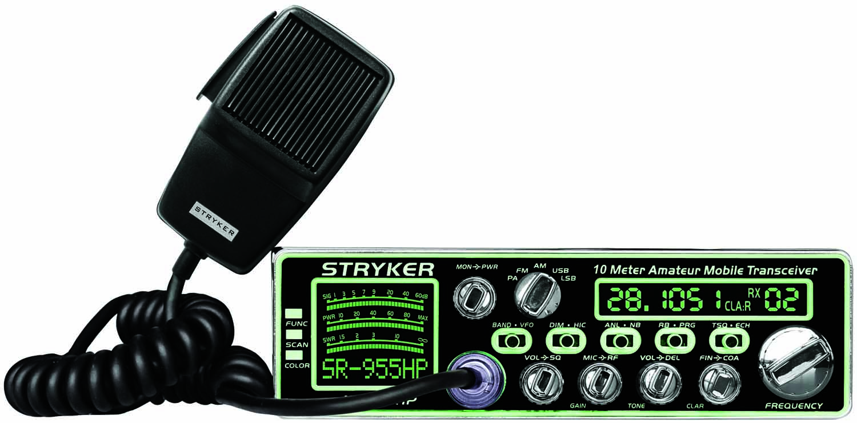 SR955HPC 10 Meter Radio SR955HPC