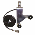 AUJ2K - Spare Tire CB Antenna Mount For 2007+ Jeeps