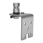 AUSM4 - Stainless Steel 90 Degree Antenna Mount
