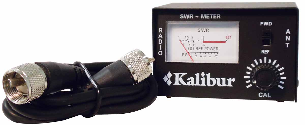 AUSWR - Accessories Unlimited SWR Meter