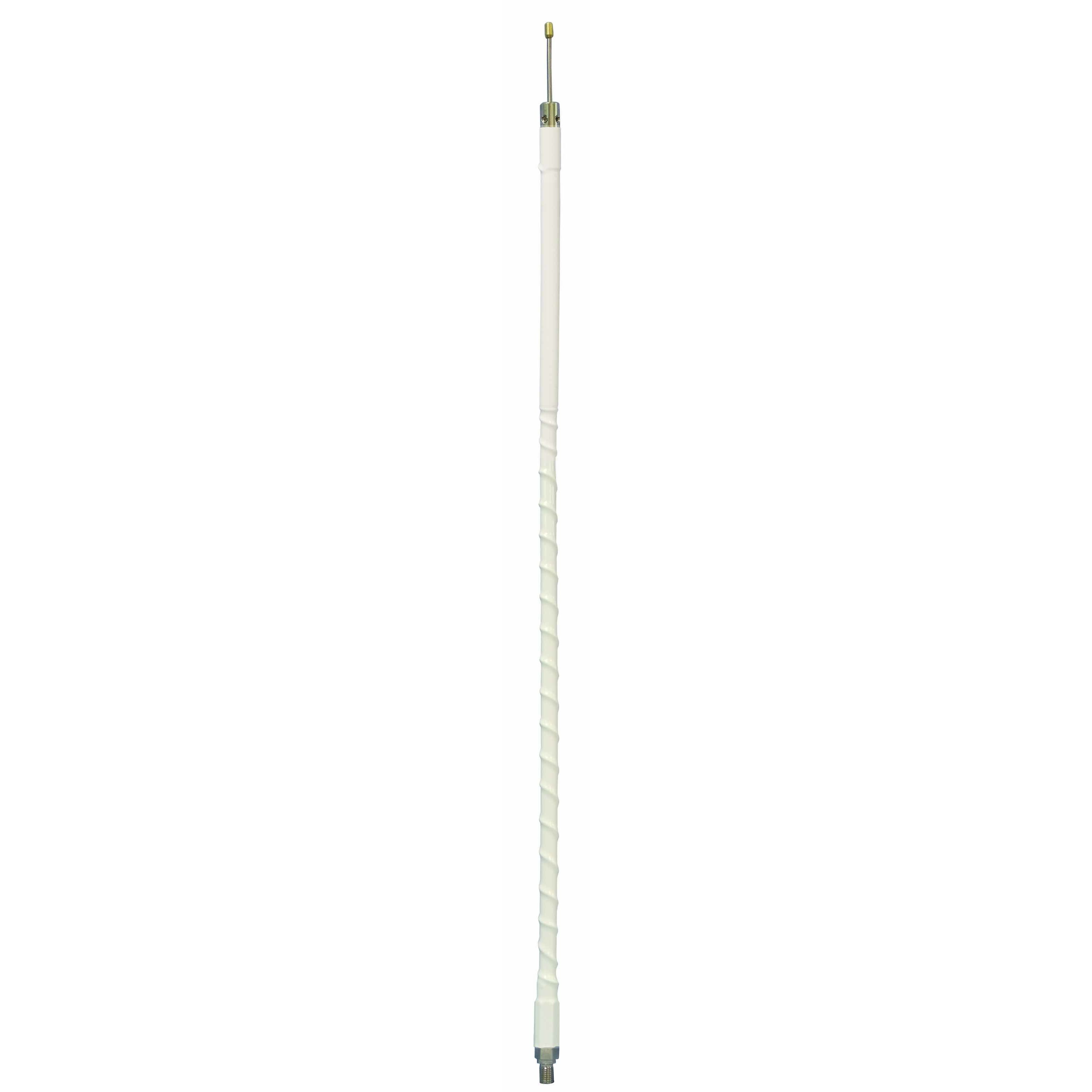 AUT200-W - 2' 1,000 Watt White Heavy Duty CB Antenna
