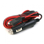 AUCB91P - 3 Pin 16 Gauge Heavy Duty Fused Power Cord With Cig Plug