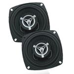 "EF42 - Power Acoustik 4"" Coaxial Speakers"