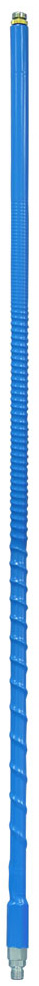Firestik FS2-BL Tuneable 2 ft. Antenna Bright Blue