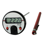 029160 - Plastic Digital Thermometer with Pocket Clip