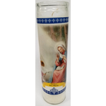 KM1608 - Hail Mary Candle