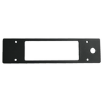 KW25 - Twinpoint C25ltd And Pc68 Radio Face Plate For Kenworth Trucks