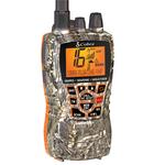 MRHH450CAMO - Cobra 6 Watt Dual Band VHF And GMRS Handheld Radio