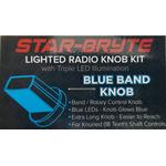 SRNK3-BL - Nitro Knob Band Switch (Blue)