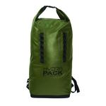 T11011 - Hyra Pack w/Hard Bottom 45qt Bag, Army Green