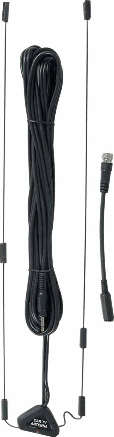 VA002 - Audiopipe Two Way Diversity Uhf/Vhf Antenna For Your Video