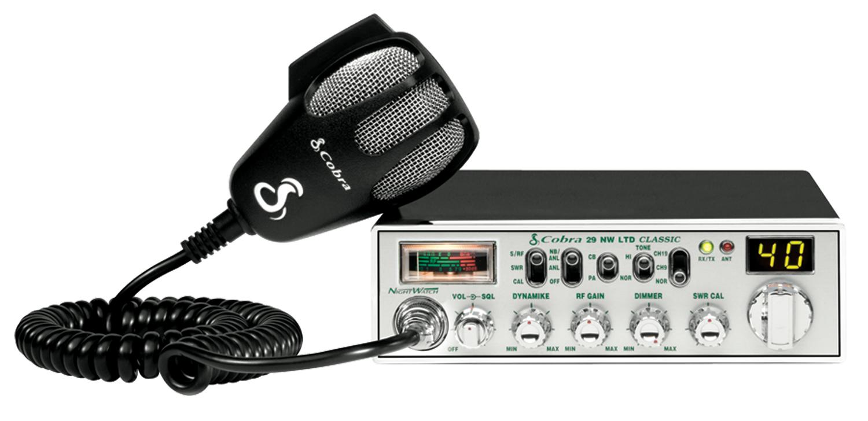 C29NWLTD - Cobra CB Radio With NightWatch