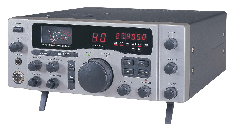 Galaxy DX2547 Base CB Radio DX2547