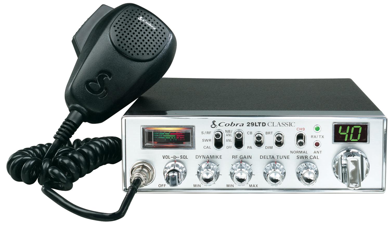 C29LTD - Cobra 29 Classic Cb Radio