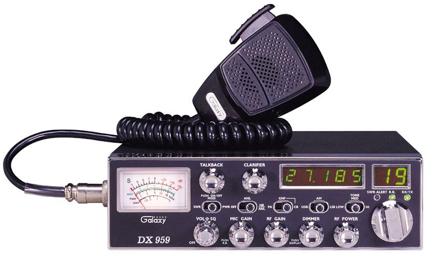 Galaxy DX 959 CB Radio DX959