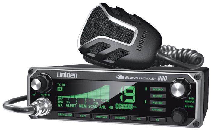BC880 - Uniden Bearcat 880 CB Radio