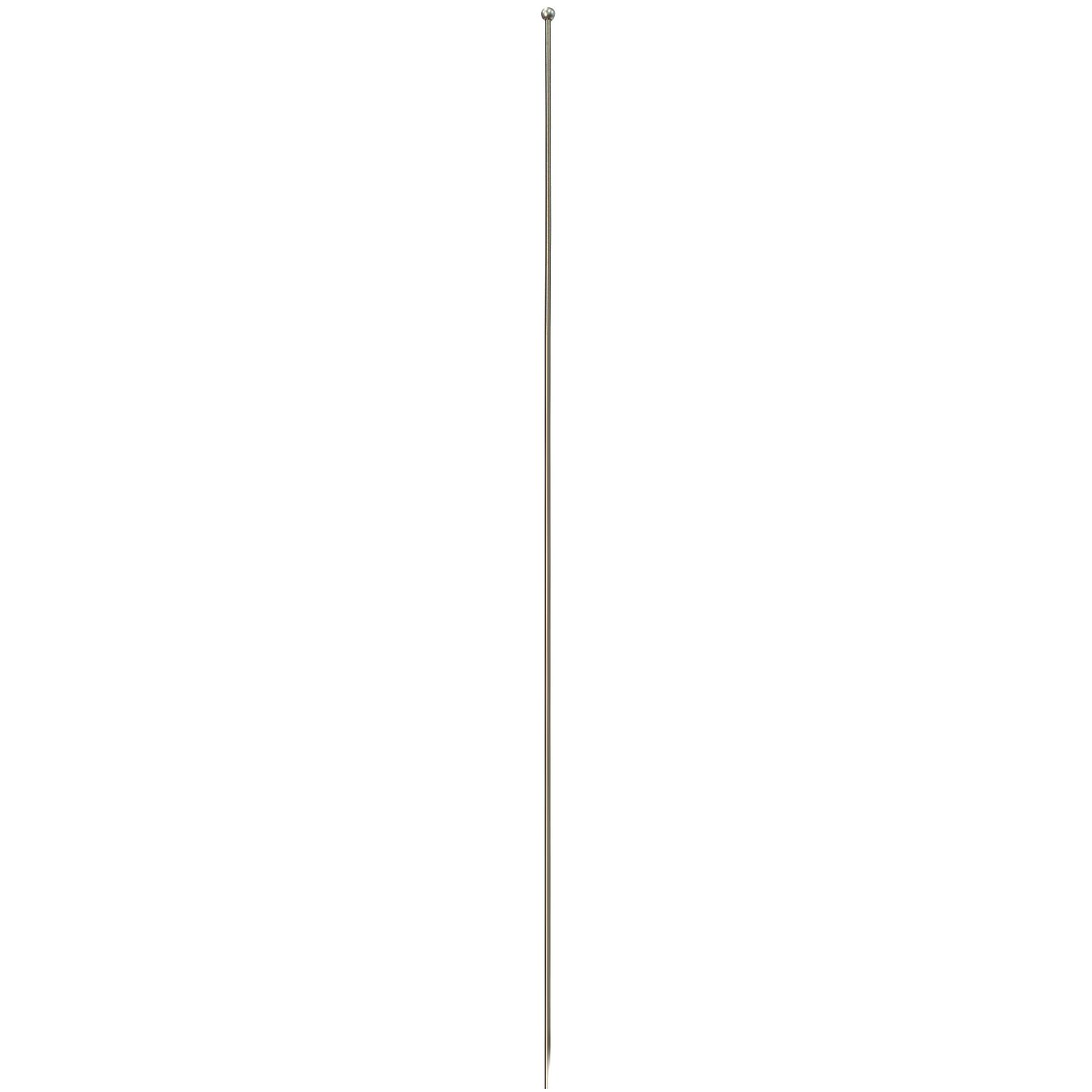 "MATH - Maxrad 49"" Chrome Whip Antenna"