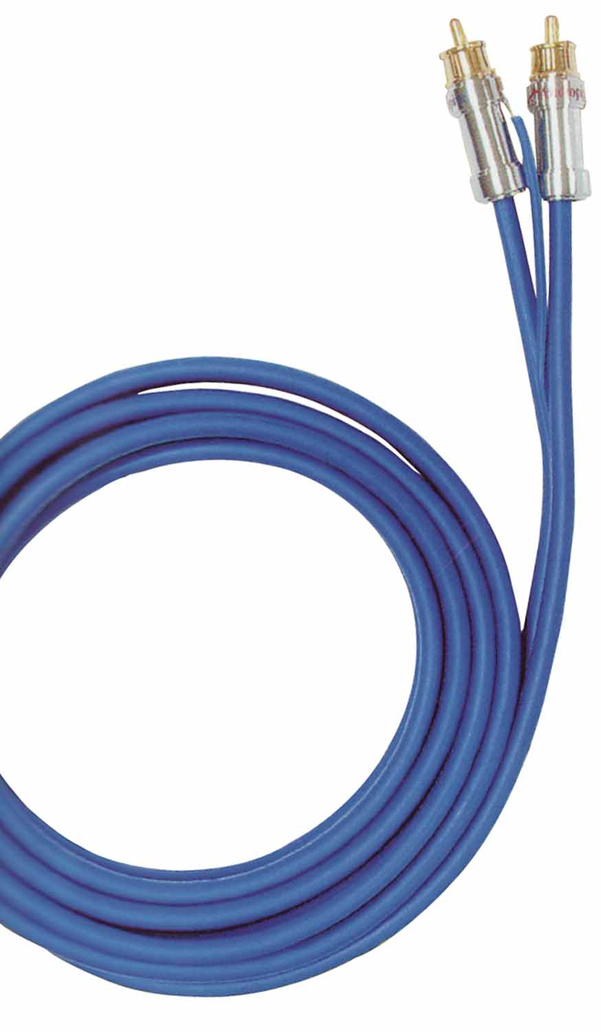 CMP6 - Audiopipe 6' Oxygen Free Professional Stereo Cable