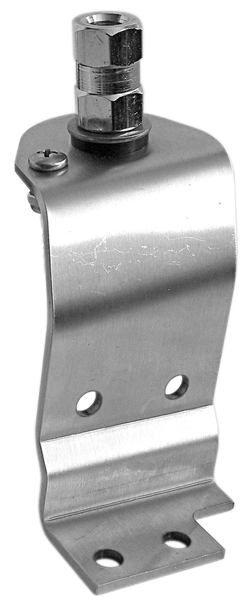 ACCESSORIES UNLIMITED AUF1-L STAINLESS STEEL '97 /& UP FORD TRUCKS