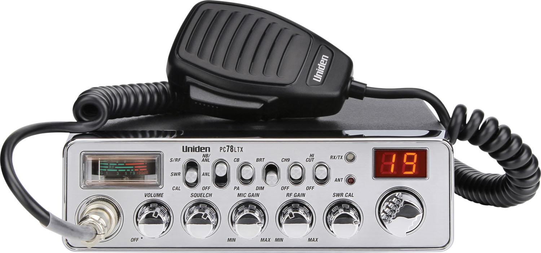 PC78LTX - Uniden CB Radio