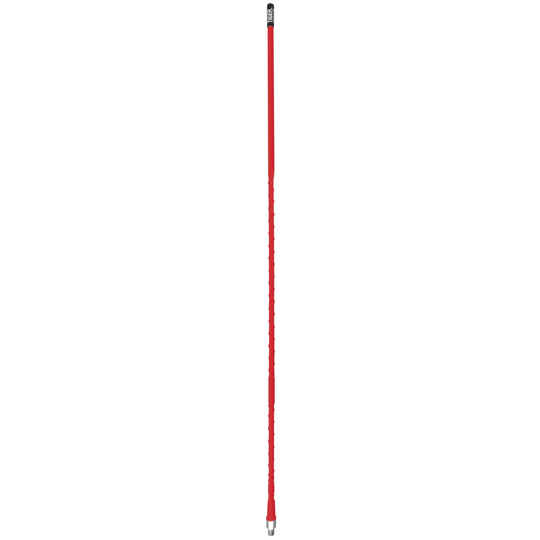 TSM2-R - Everhardt Red 2' 3/4 Wave Super Flex CB Antenna