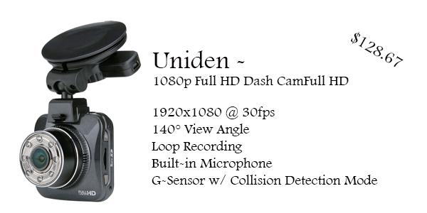 DC2 Dash Cam