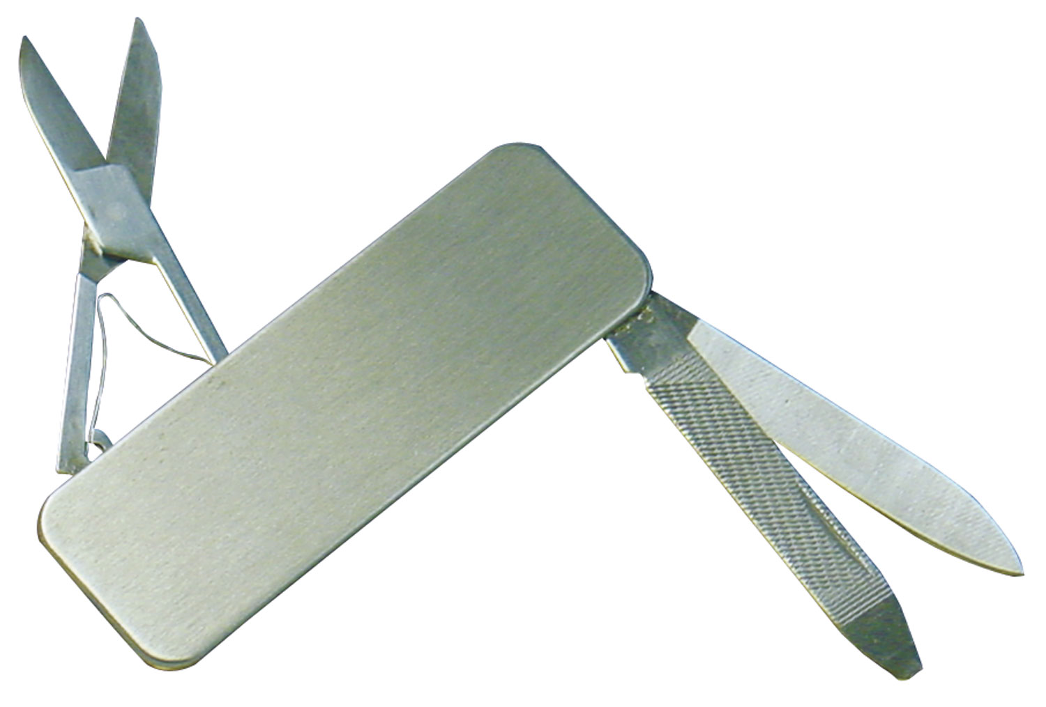 00175000 - Zippo Pocket Knife With Scissors