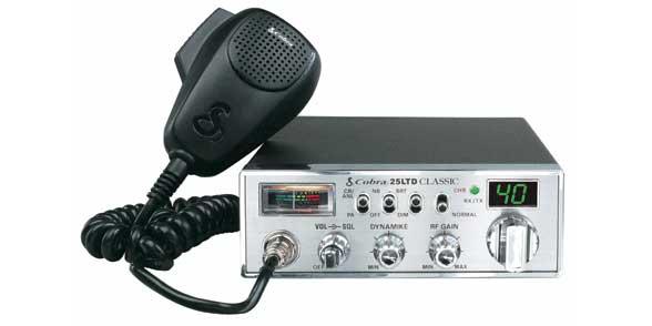 C25LTD - Cobra Classic CB Radio