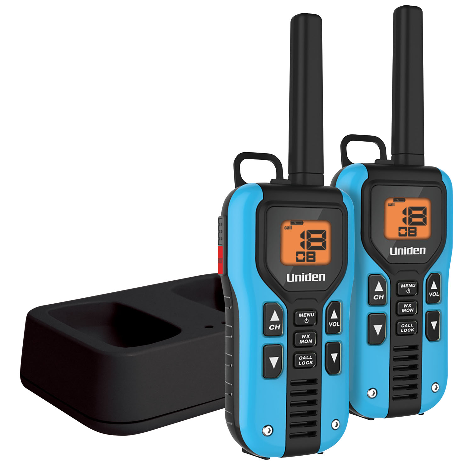 GMR4055-2CK - Uniden Two-Way Radio Pair