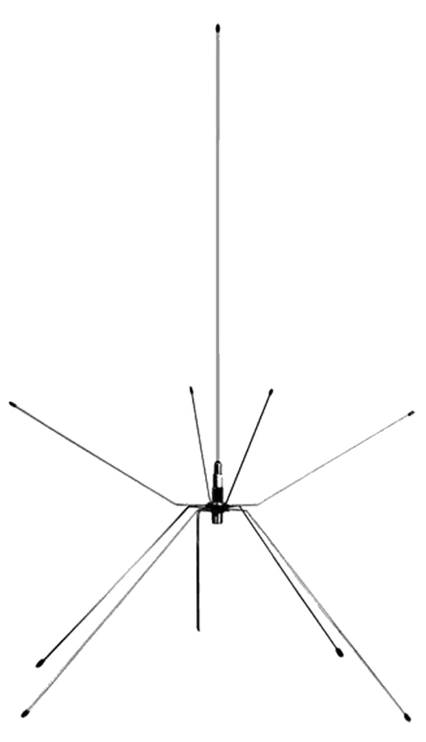 SPIDER - ProComm Base Station Scanner Antenna