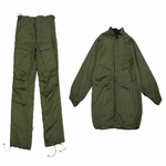 """UNIFORM-XS - Green Military """"Chemical Suit"""" Extra Small (1060)"""