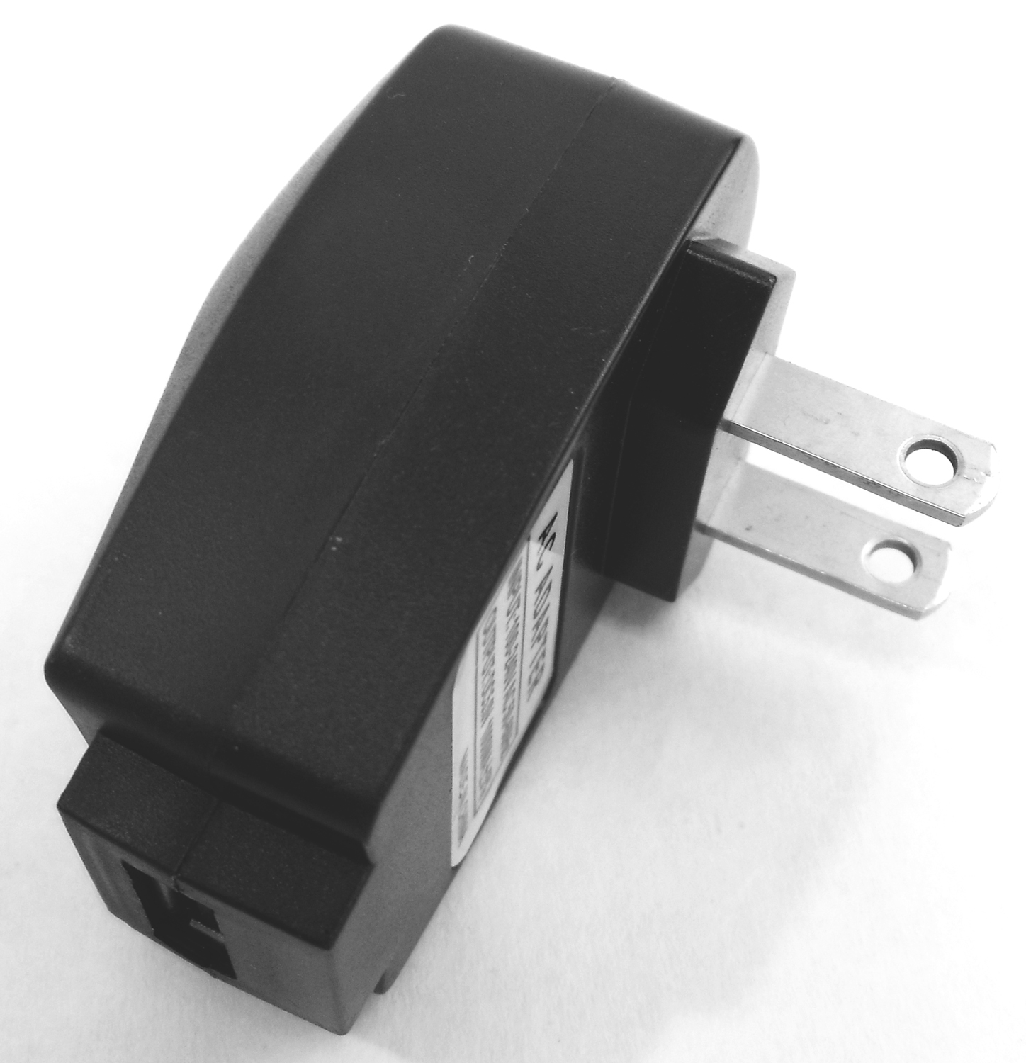 USBCH1 - Black AC Charger With Single Usb Port