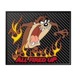 """0241061 - Plastic color Taz All Fired Up Molded Utility Mat- 14"""""""