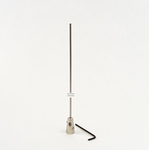 Larsen Q52 54.5 in. 52-88 MHz Tunable 1 by 4 Wave Unity Antenna