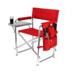 80700600000 - Picnic Time Red Fusion Sports Chair