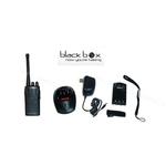 BLACKBOXUHF - Klein 4 Watt 450-470MHz 16 Channel UHF Radio with CTCSS Priority Mail