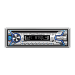 MCD51B - Power Acoustik 1 DIN Marine CD Player 32GB USB And Bluetooth