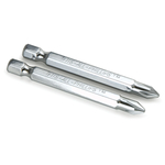 "16240 - Titan Tools 2 Piece 2-1/2"" Chrome Plated Steel Alloy Bit"
