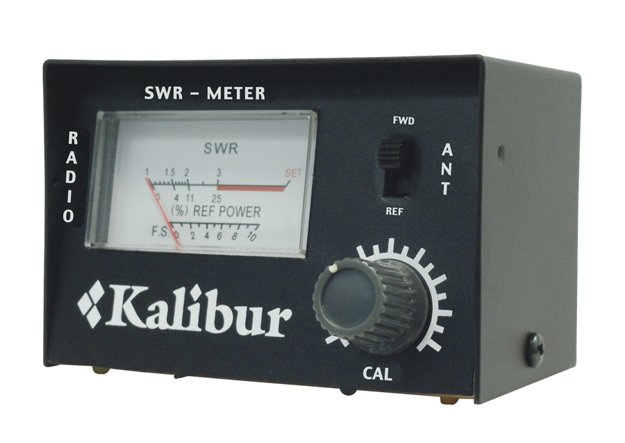 KSWR3 - Kalibur SWR Meter, No Jumper Cable