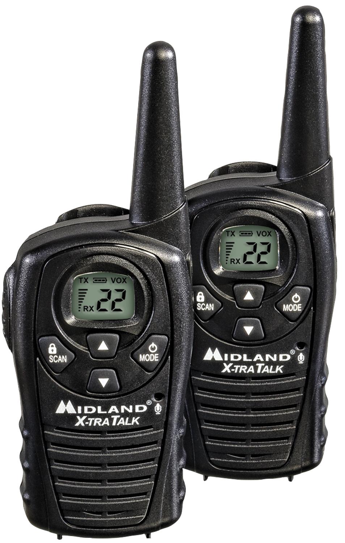 LXT118 - Midland 22 Channel GMRS Handheld Radio