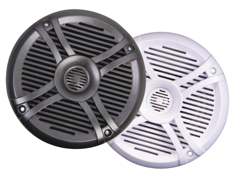 """MF65WT - Power Acoustik 6.5"""" Marine Grade 4 Ohm 300 Watt Speakers"""